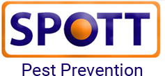 Spott Pest Prevention Logo